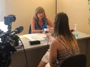 Agència EFE entrevista la Dra. Anna Plaza de CPB Serveis Salut Mental